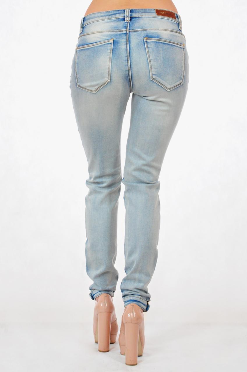 Женские джинсы c сильнейшим пуш-ап эффектом от мастеров Vero Moda®