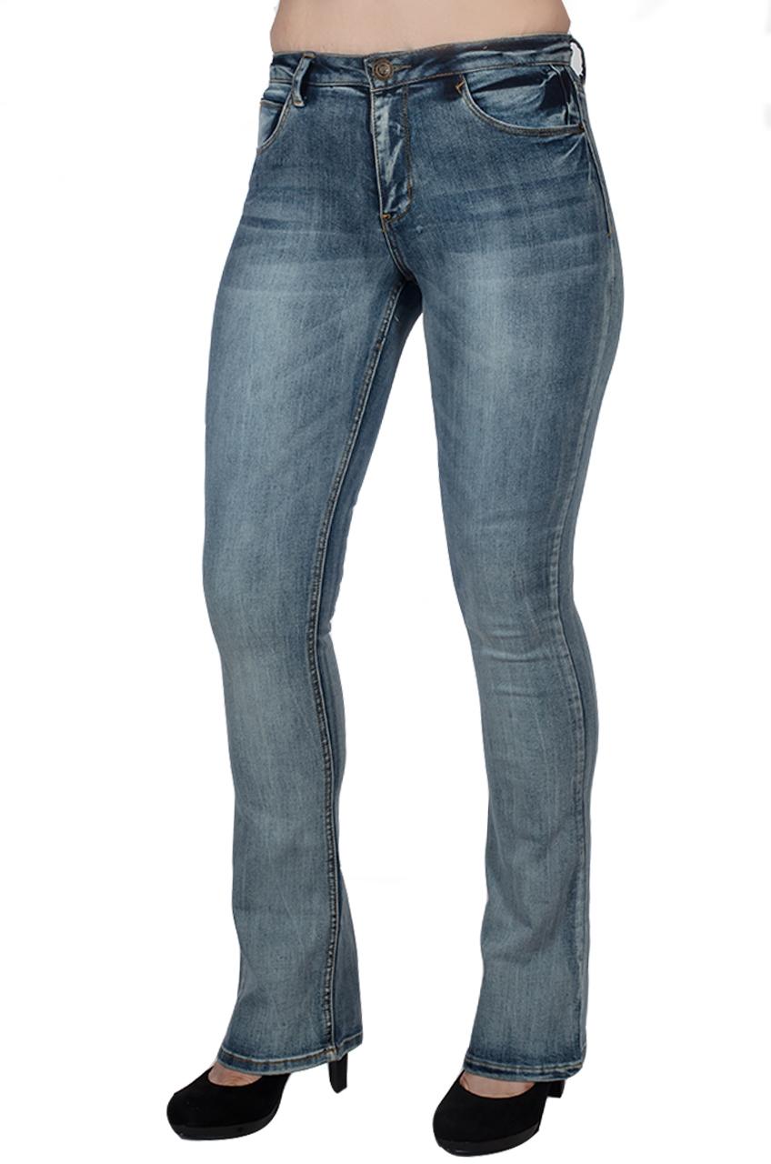 Женские джинсы-клеш от легендарного бренда H.I.S.®