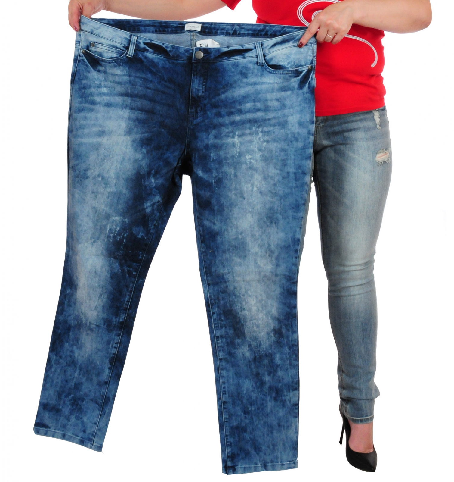 Классные женские джинсы МЕГАБАТАЛЫ