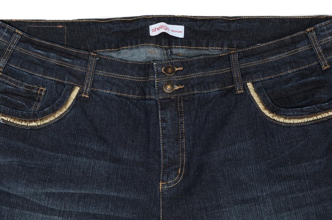 Женские джинсы от Sheego Denim®. Топовая модель каталогов Германии этого сезона!