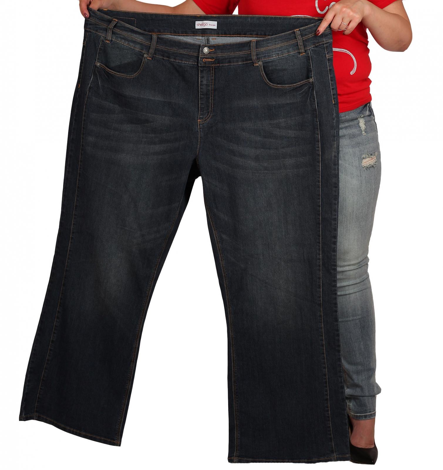 Самые большие женские джинсы от ТМ SHEEGO DENIM (Германия)