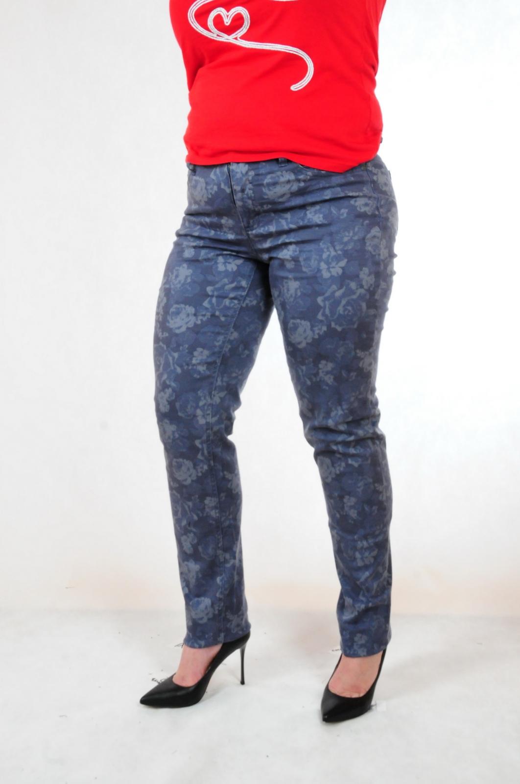 Дешевые джинсы больших размеров