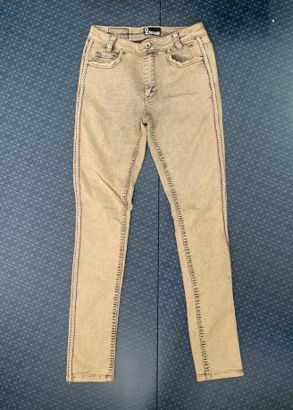 Женские джинсы скинни от NO NAME