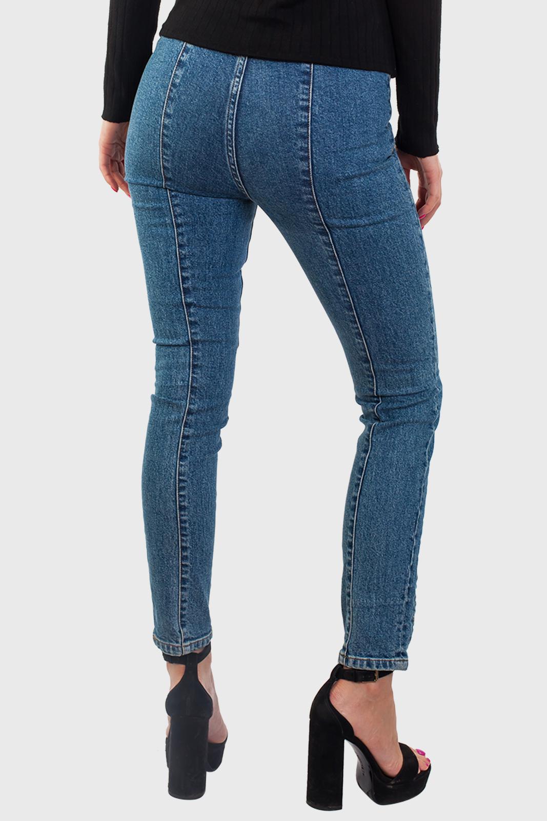 Заказать джинсы со шнуровкой от Los Angeles Atelier