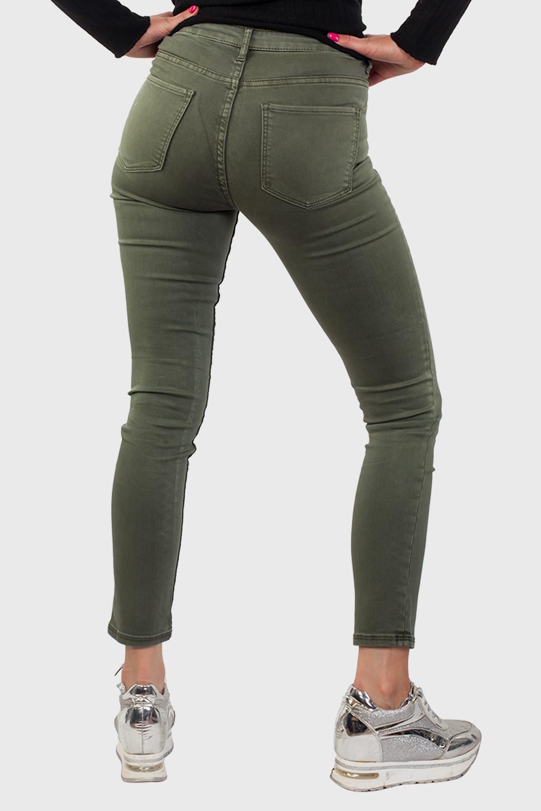 Женские джинсы-стрейч от DENIM (Турция) оптом