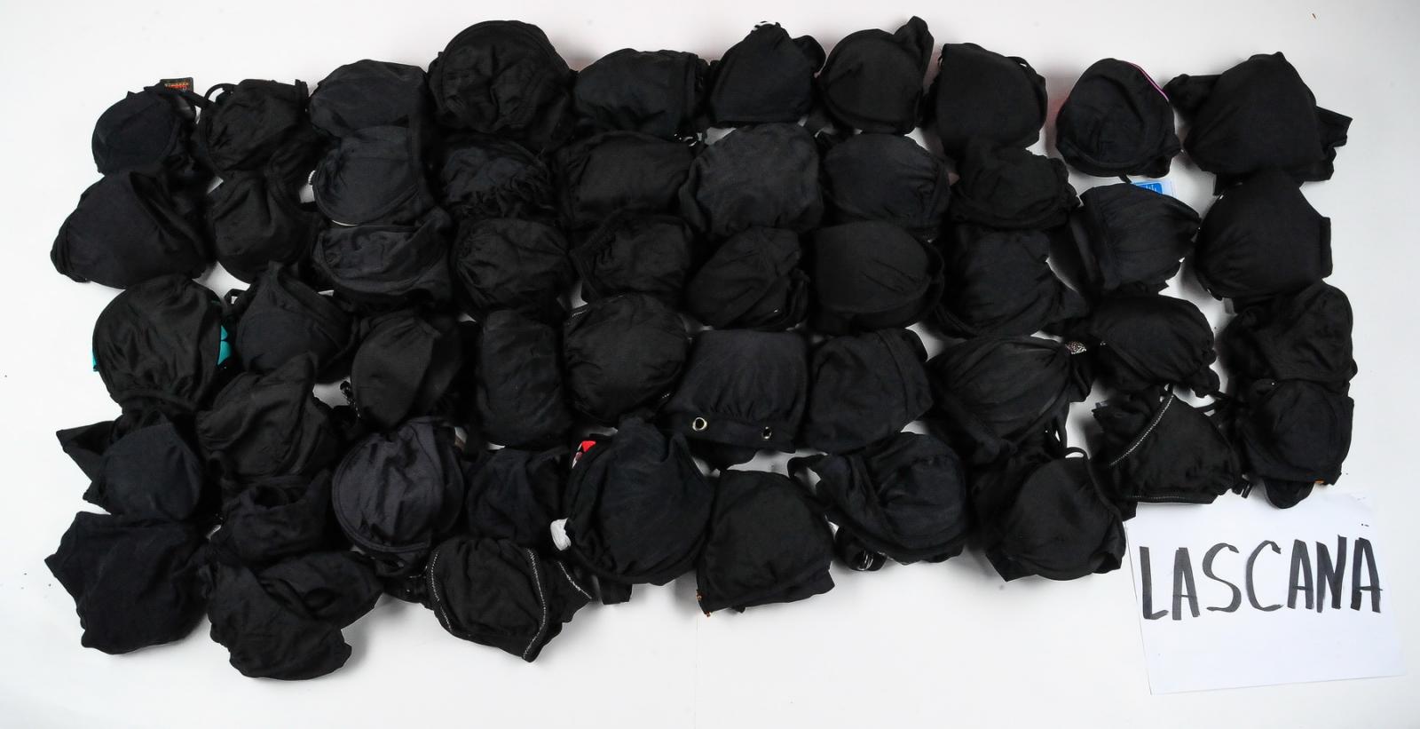 Женские чёрные купальники от ТМ Lascana (Германия)
