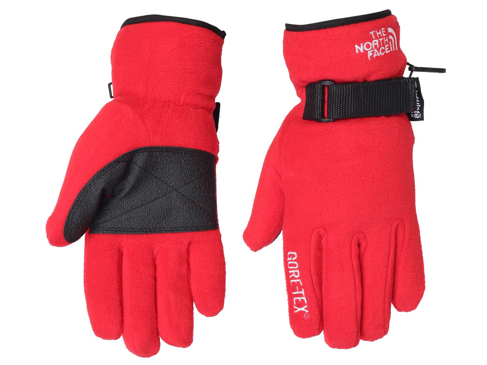 Красные женские перчатки на зиму – тепло и стильно