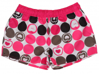 Женские шорты в модный горох. Мягкие и удобные - то, что нужно для отличного отдыха