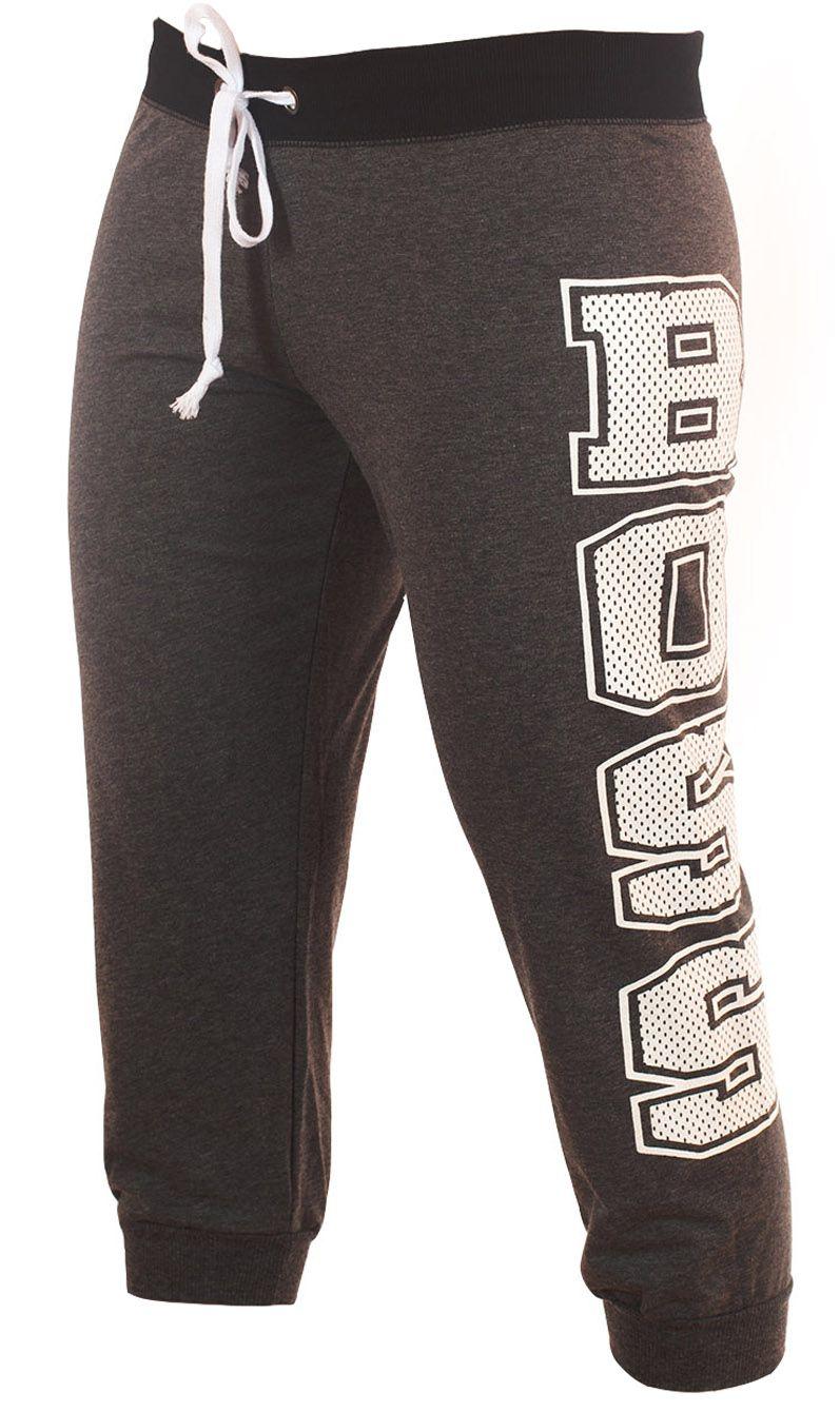 Женские спортивные брюки капри Coco Limon