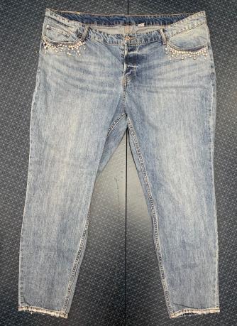 Женские стильные джинсы