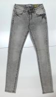 Женские стильные джинсы BRODWAY серого цвета