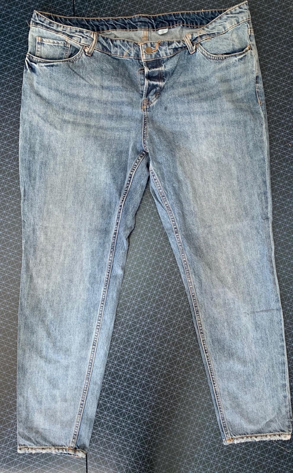 Женские светлые джинсы от &DENYM