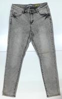 Женские топовые джинсы BRODWAY серого цвета