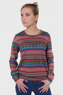Молодежный женский свитер LOBO.