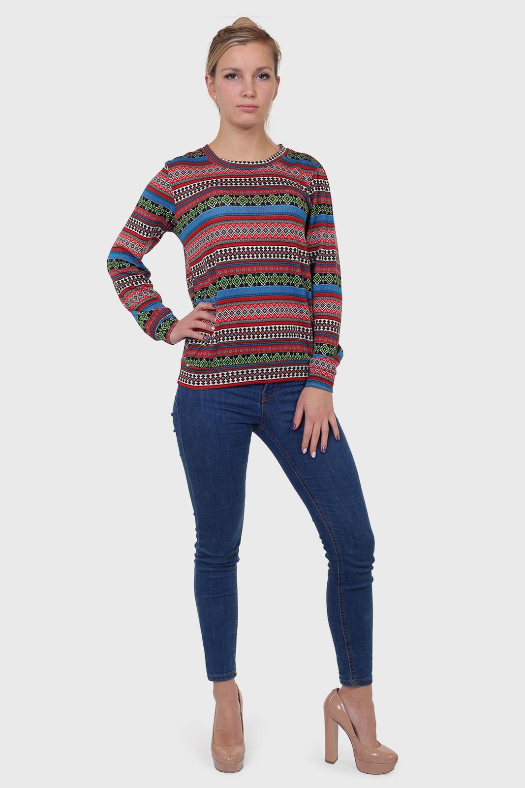 Купить модный женский свитер LOBO в интернет магазине Военпро