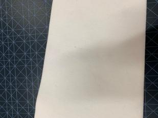 Женский белый свитшот OR