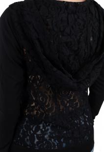 Женский свитшот-кенгуру. Молодежная модель из новой коллекции ТМ Panhandle с капюшоном и накладным карманом