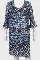 Люксовый трикотаж. Женское платье Claire France.