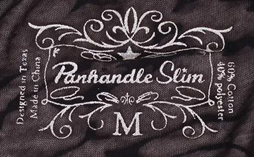 Женственная полупрозрачная кофта Panhandle Slim