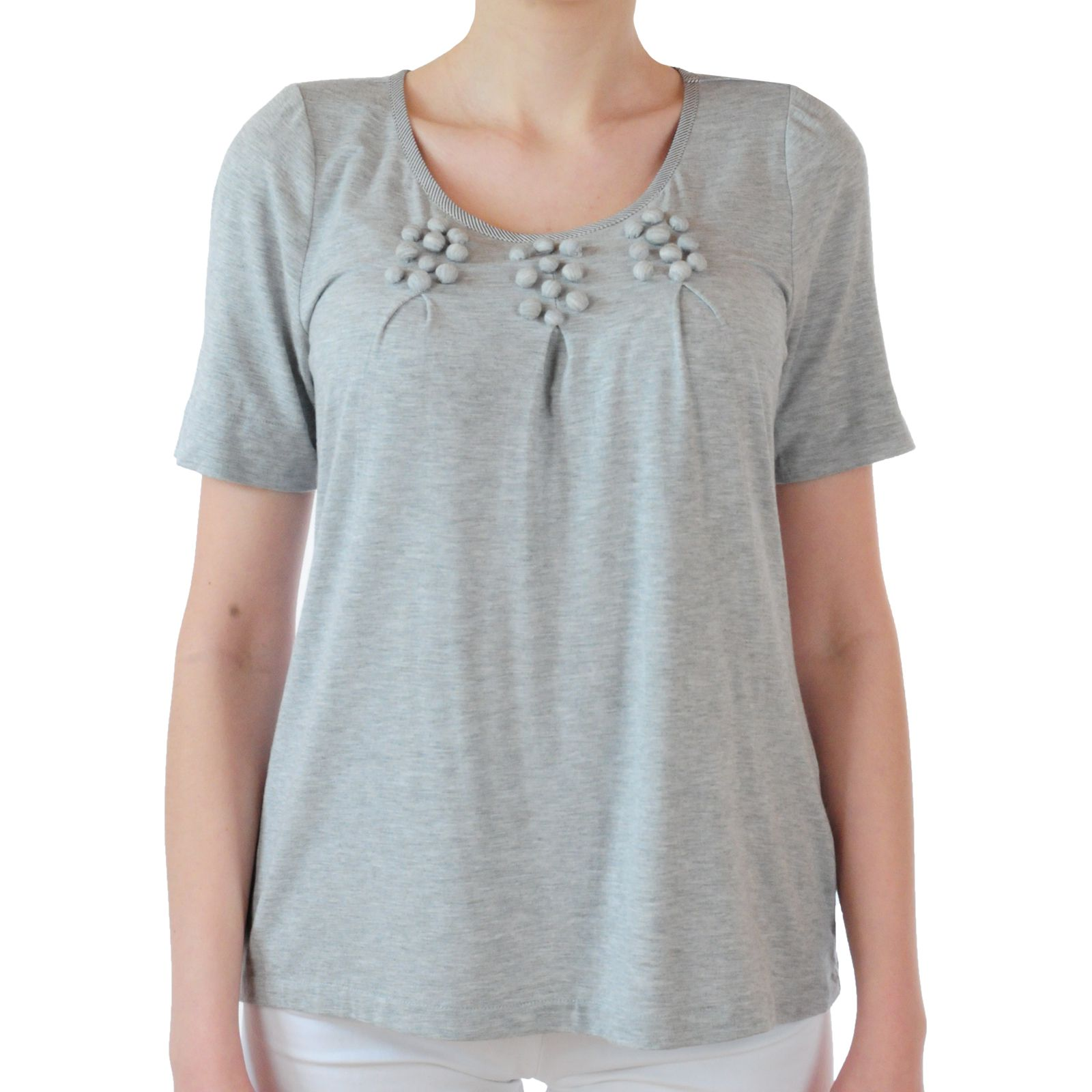 Женственная футболка от MegaHandsy