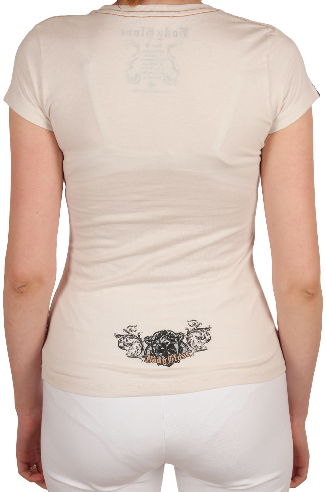 Женственная футболочка от Body Glove® (США) - вид сзади