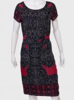 Женственное облегающее платье от бренда Longbao