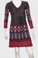 Женственное платье с красивым принтом от Earthbound