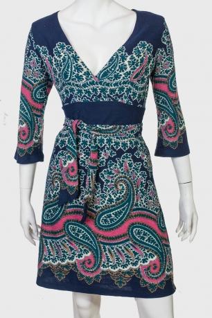 Женственное приталенное платье Amie.