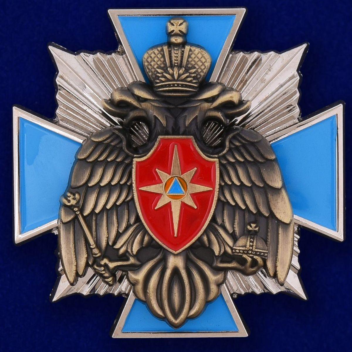 Крест МЧС России
