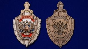 Жетон металлический «МВД России» от Военпро