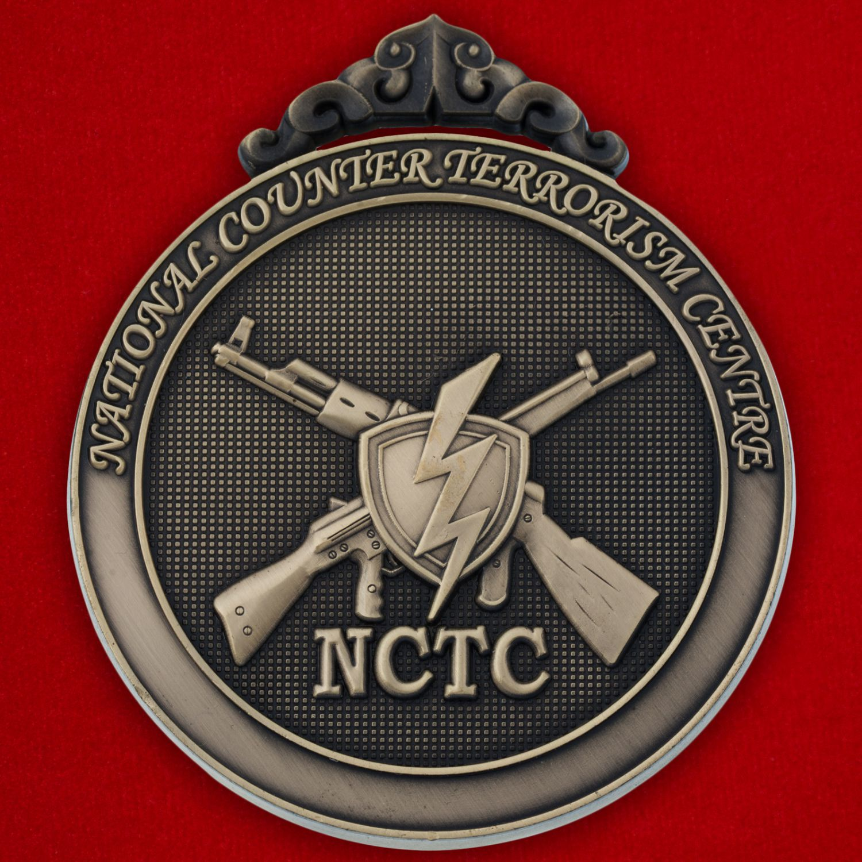 Жетон Национального Контртеррористического Центра США