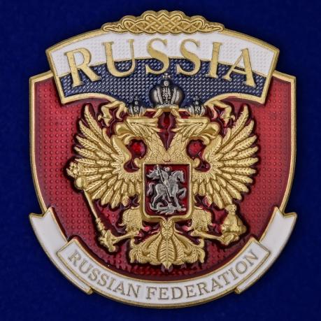 """Жетон """"Russia"""""""