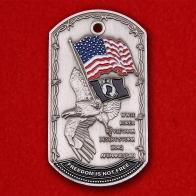 Жетон с флагом США