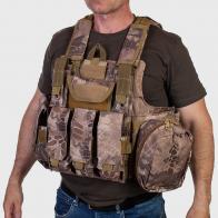 Плечевой жилет разгрузка Python