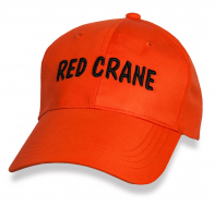 Жизнерадостная бейсболка Red Crane.