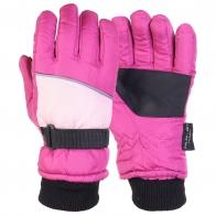 Зимние детские перчатки для девочек