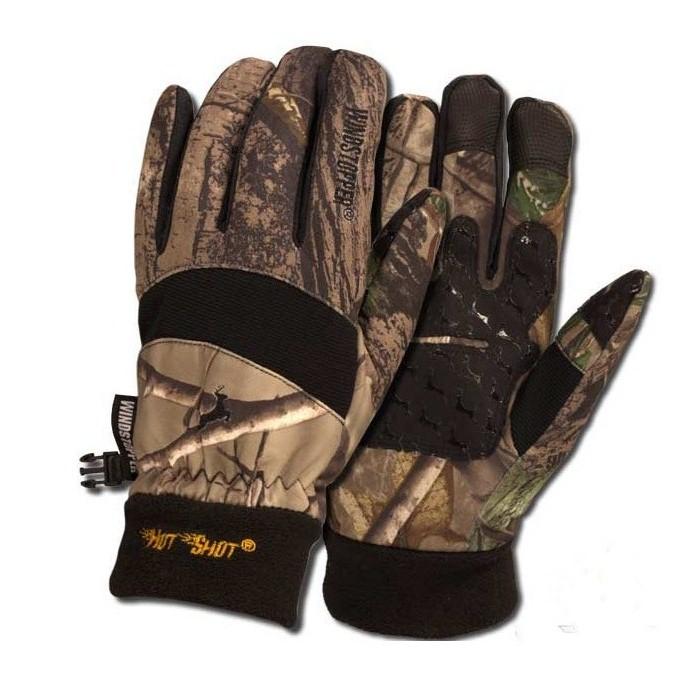 Зимние перчатки для охоты - купить с доставкой