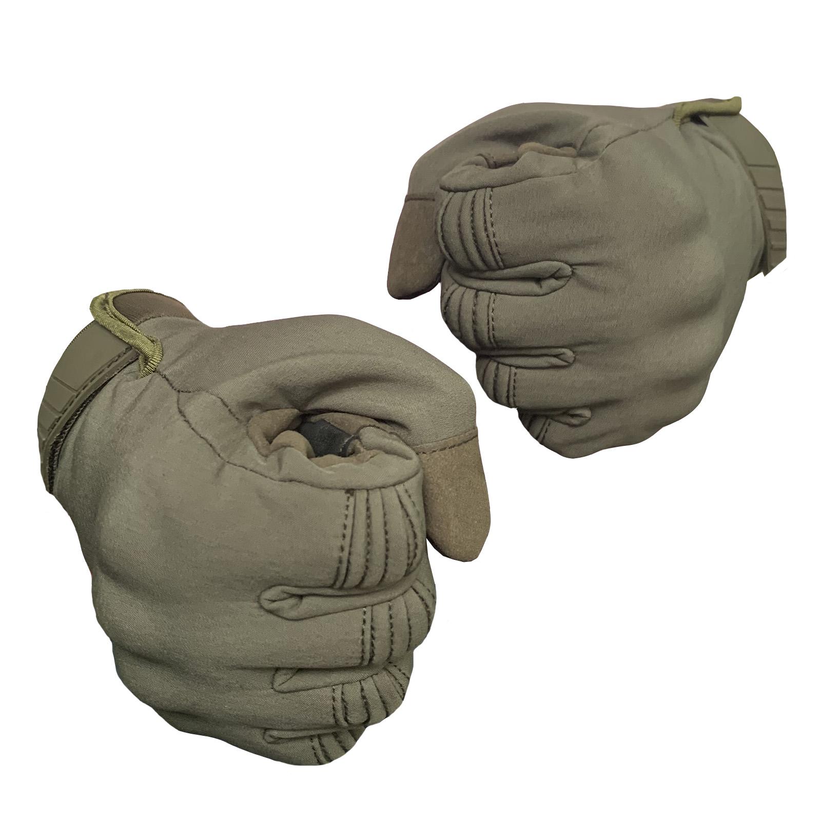 Продажа тактических утепленных перчаток