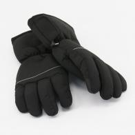 Зимние перчатки с подогревом на батарейках