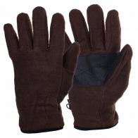 Мужские зимние перчатки с усиленными ладонями.