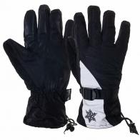 Зимние спортивные перчатки с карманом (на тинсулейте)