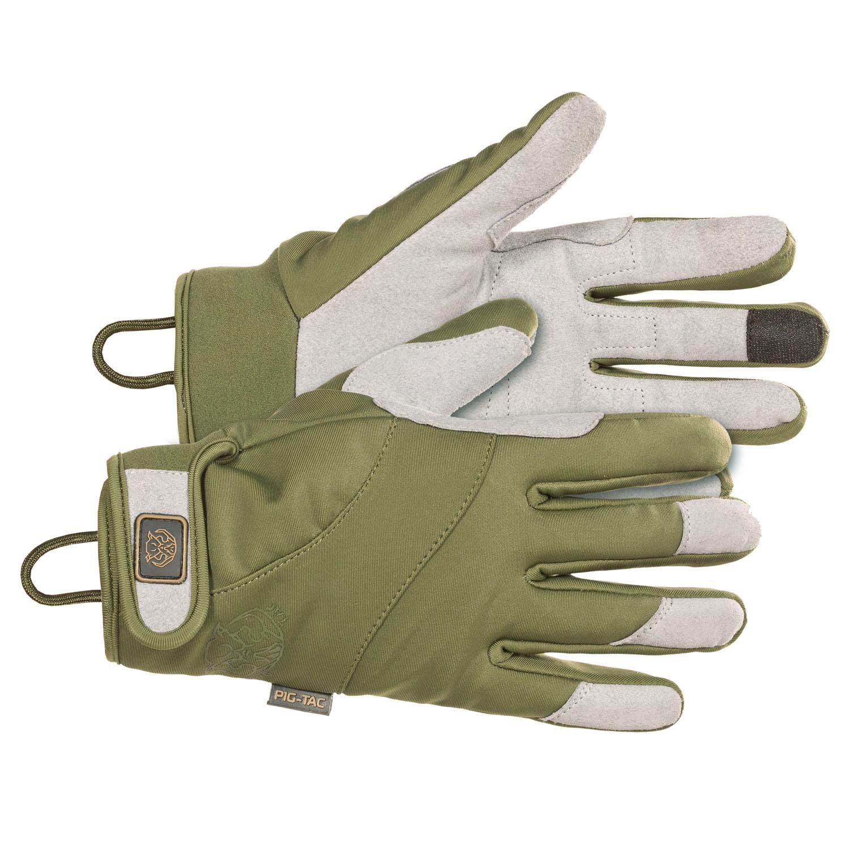 """Зимние тактические перчатки """"ASWG"""""""