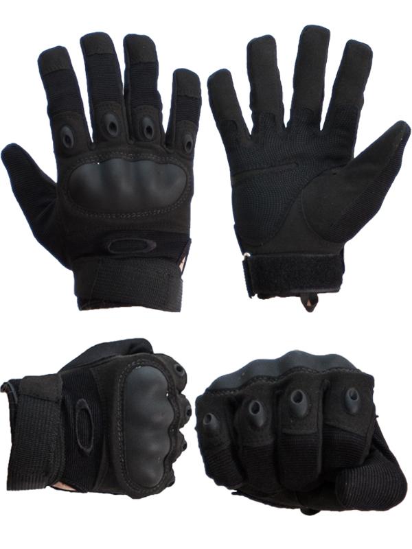Тактические перчатки с кевларом -аверс и реверс