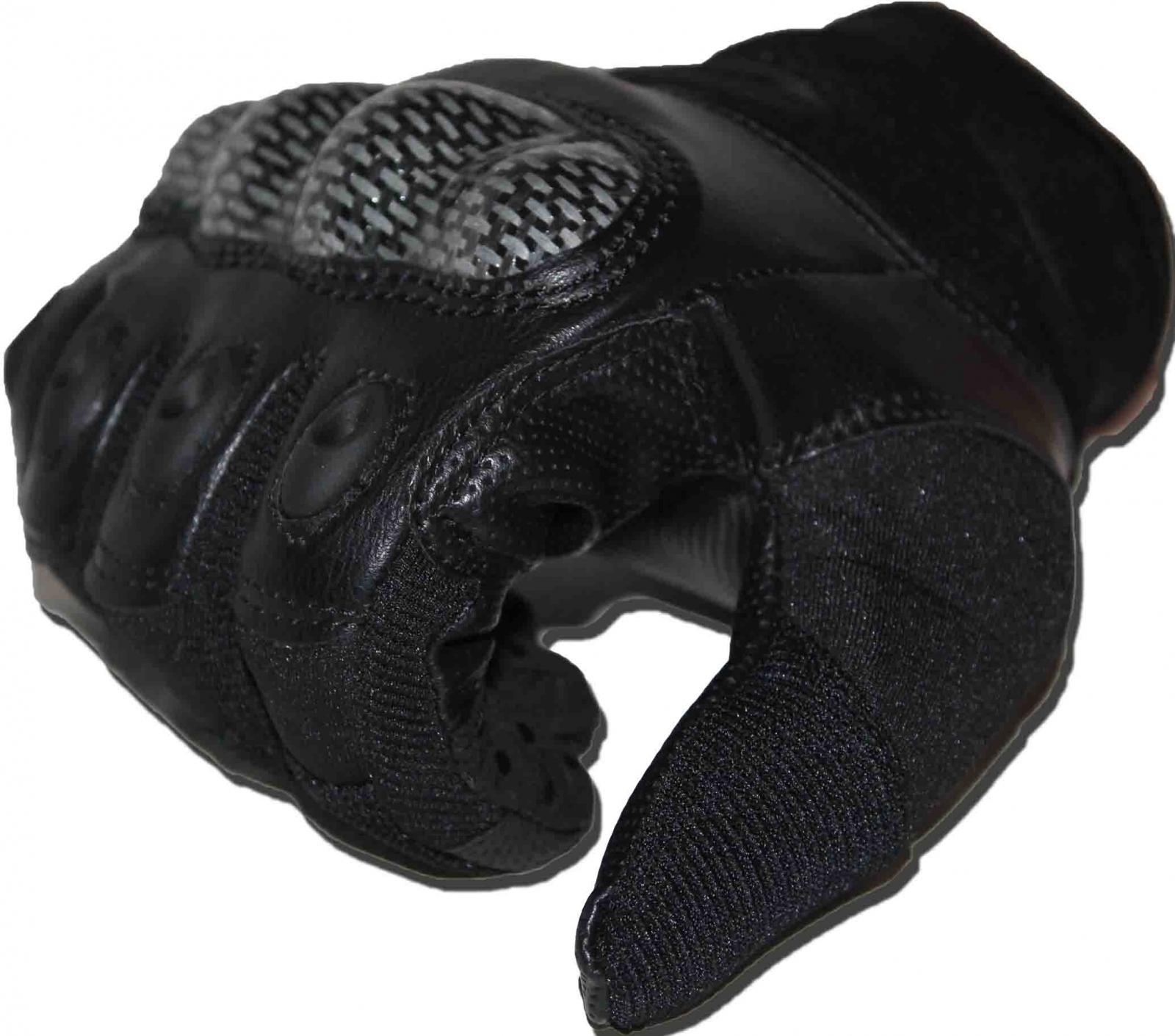 Тактические перчатки Oakley с кевларом -вид сбоку