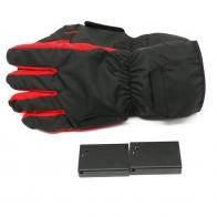 Зимние водонепроницаемые перчатки с электроподогревом