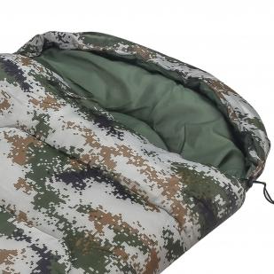 Зимний спальный мешок для военных и туристов (2.4 кг)