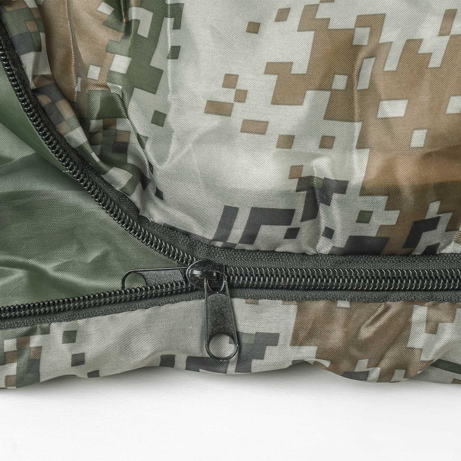 Легкие военные спальники для использования осенью и зимой
