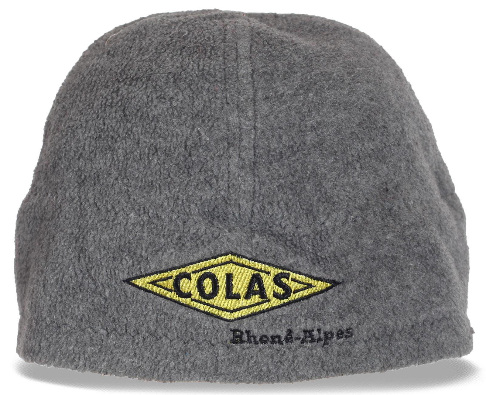 Зимняя мужская шапка Colas