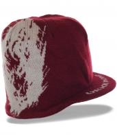 Зимняя мужская шапка-кепка на флисе. Выигрышное решение – и тепло и стильно и недорого