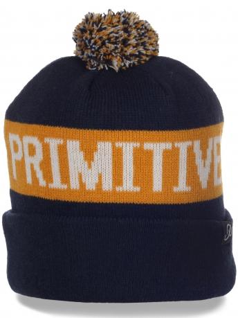 Зимняя шапочка для спорта и активного отдыха от Primitive Skateboarding